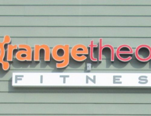Complete Signage Solutions: Orangetheory Fitness: